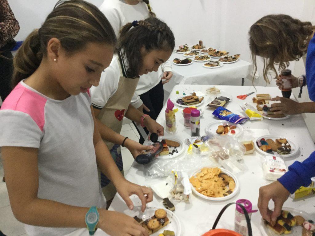 Concurso cocina Terrorifica niños 2